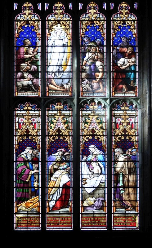 The Minster West Window